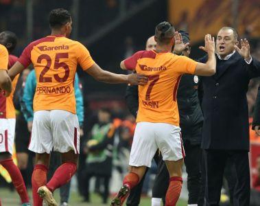 Galatasaraya Super Lig