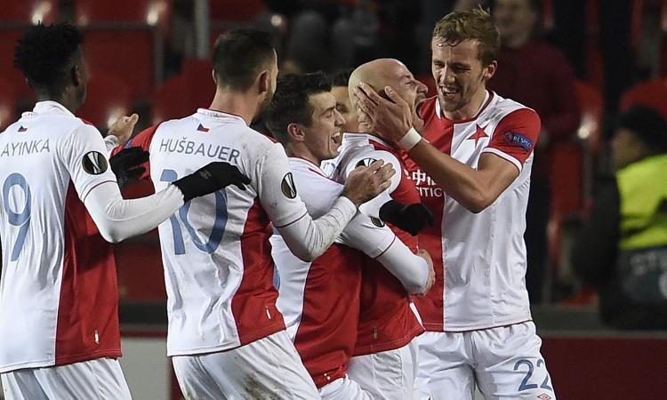 Slavia-Praga-Gruppo