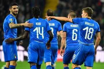 Italia Mancini giovani