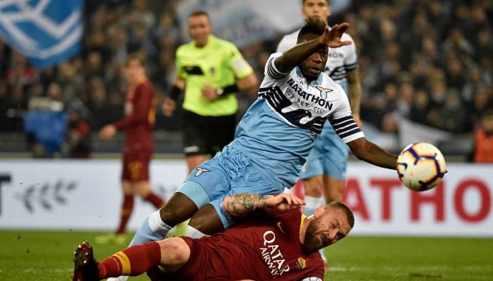 Lazio Roma 152° derby della capitale