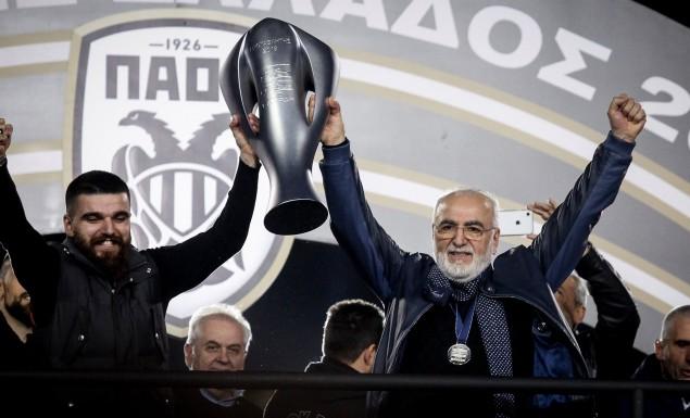 PAOK campione