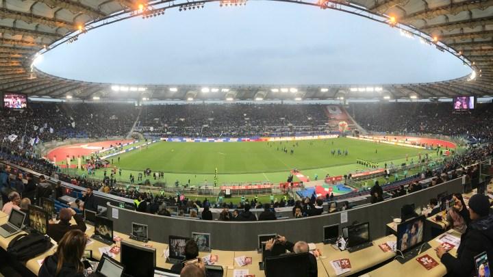 Coppa Italia Atalanta-Lazio