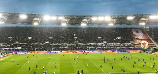 Atalanta-Lazio Coppa Italia
