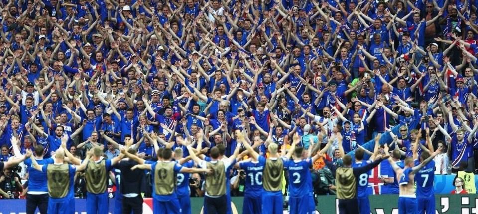 Islanda Euro 2016 Huh