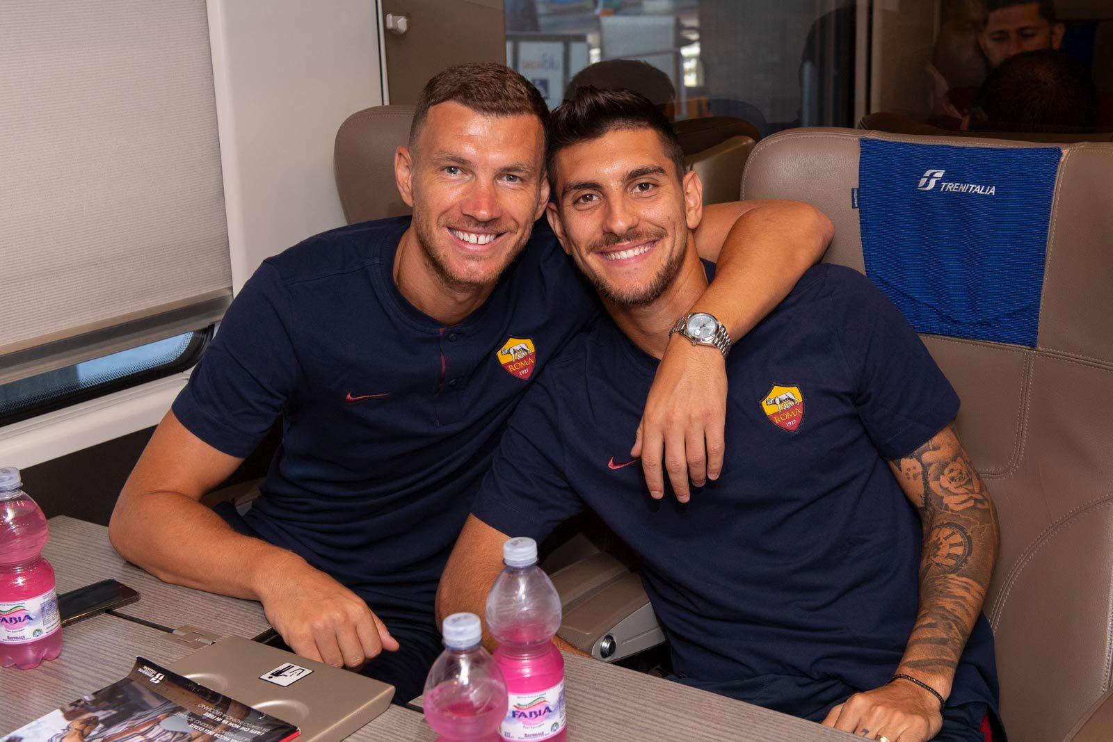 Dzeko rinnovo Roma 2022