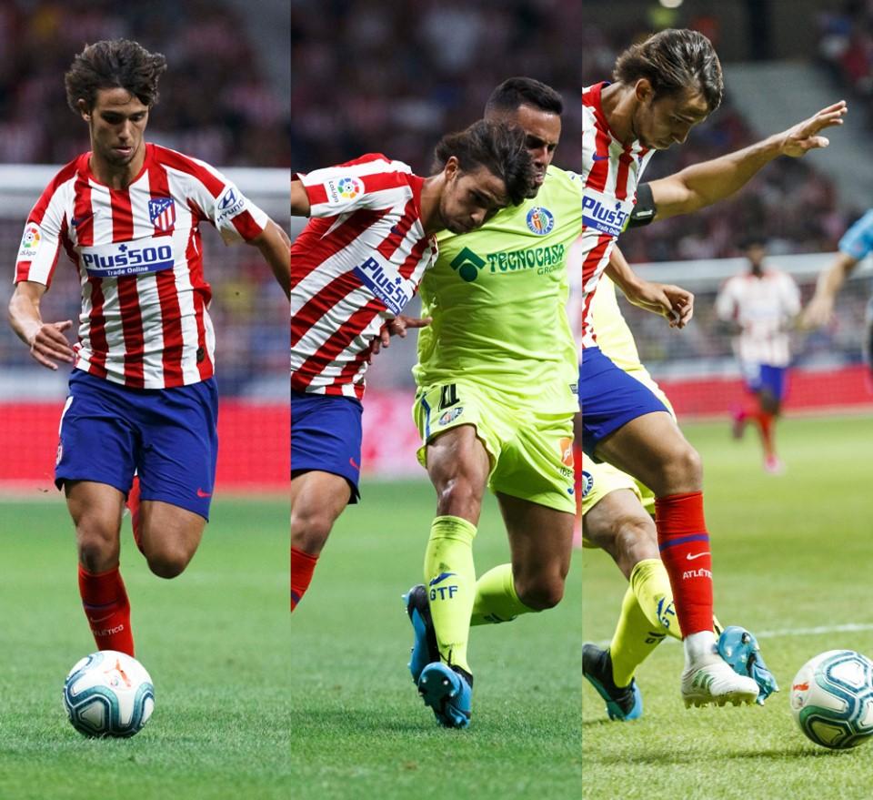 Joao Félix at Atlético Madrid