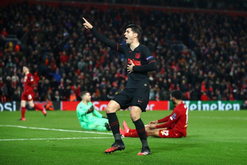 Liverpool-Atlético