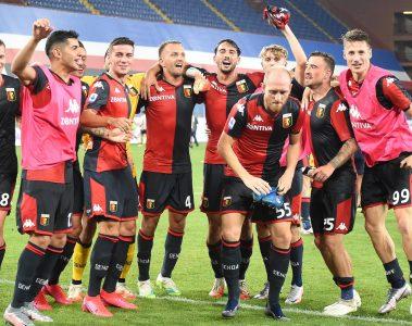 Sampdoria-Genoa 1-2