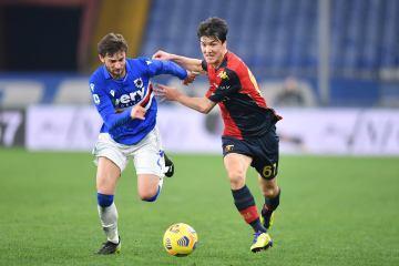 Genoa-Sampdoria 1-1