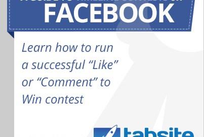 Facebook Timeline Contest Guide