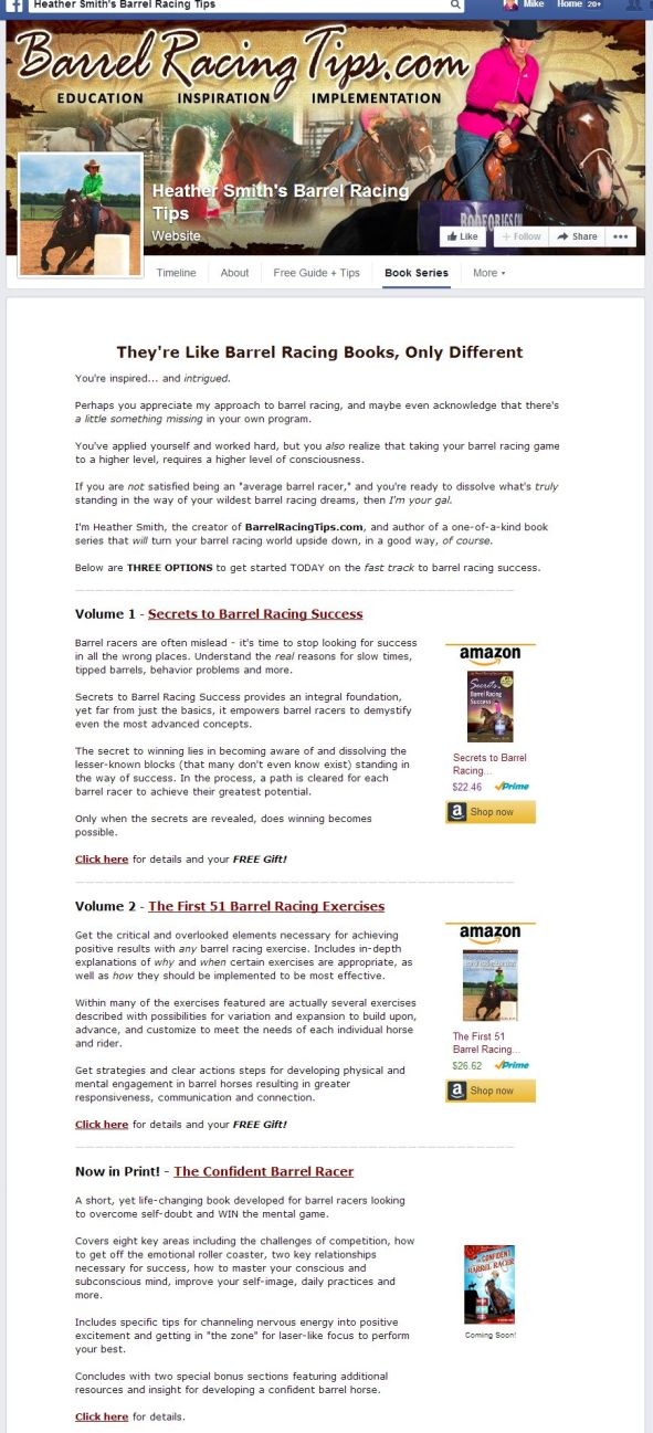 tab app with tabsite for authors
