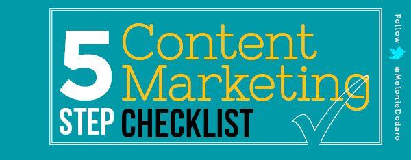 5 Steps To Successful Content' - topdogsocialmedia_com_content-marketing-checklist