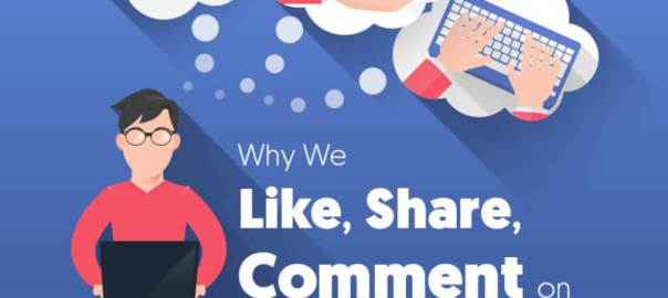 Why We Engage on Facebook