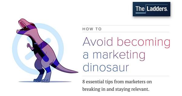 Avoid becoming a marketing dinosaur