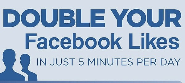 Double your facebook likes