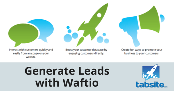 Generate Leads with Waftio
