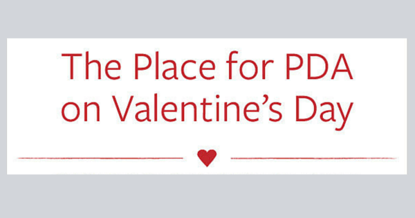 Tabsite - The Place for PDA on Valentine's Day