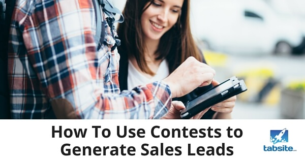 How To Use Contests to Generate Sales Leads - 315
