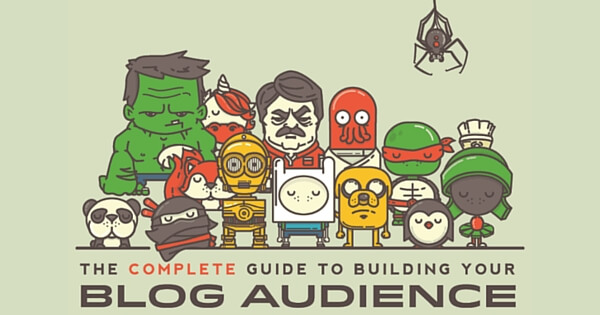 building a blog audience