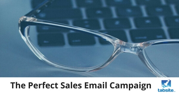 The Perfect Sales Email Campaign - 315
