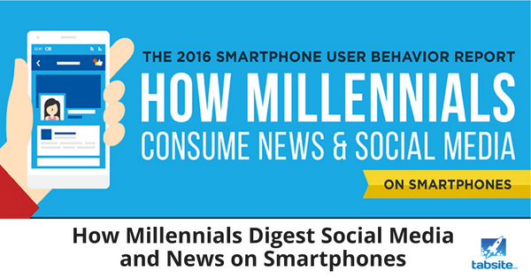 How Millennials Digest Social Media and News on Smartphones - 315