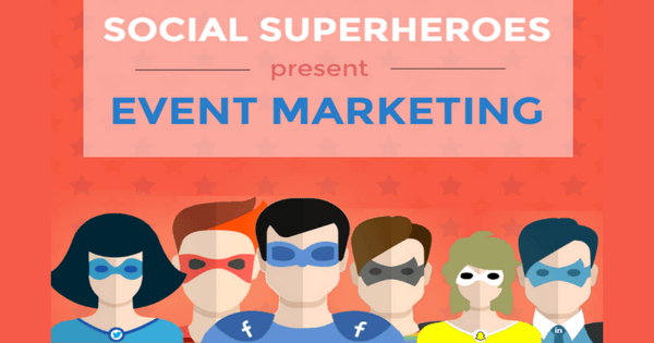Promote Your Next Event with Social Media [Infographic]