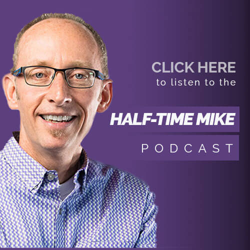 HalfTime Mike Podcast