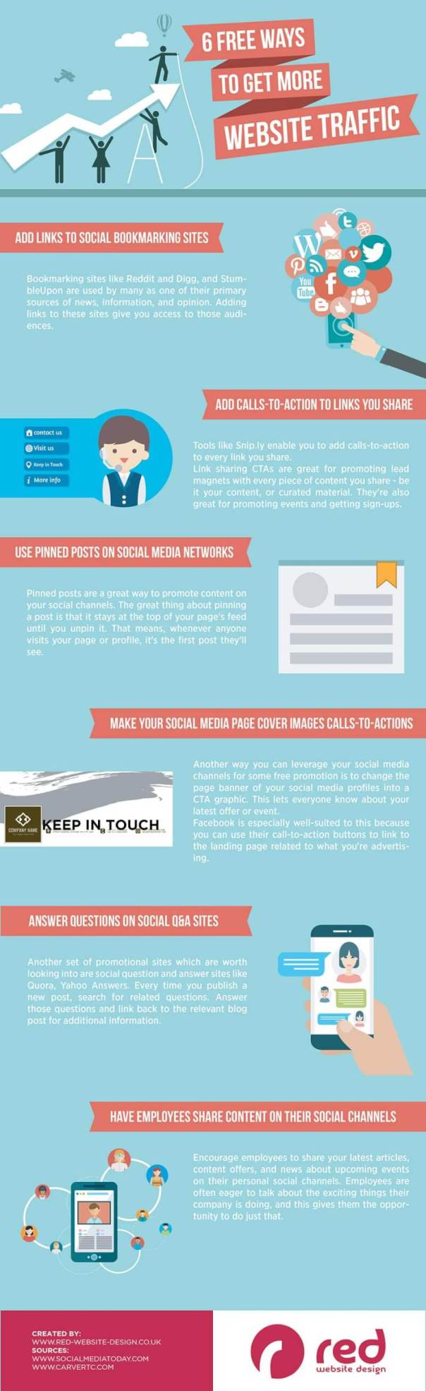 6-Ways-to-Get-More-Traffic-infographic
