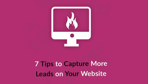 7 Tips to Create a More Profitable Business Website in 2021- infographic