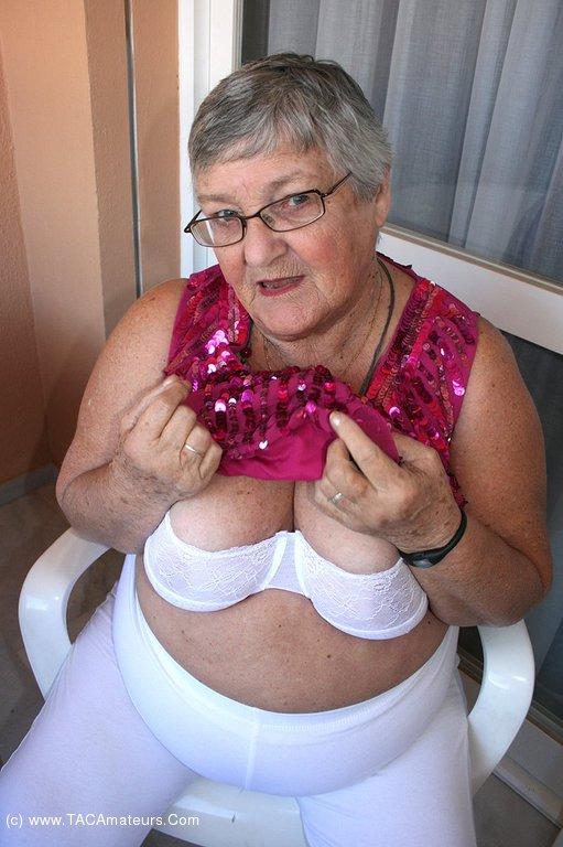 Libby granny Grandma Libby