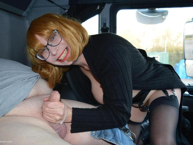 BarbySlut - Barby  Her Trucker