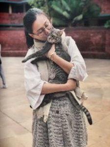 寵物溝通推薦、寵物溝通師、葛琳