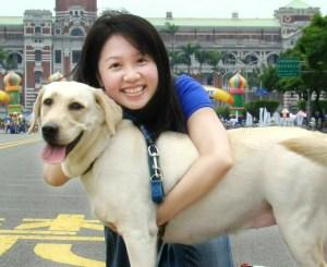 寵物溝通推薦、寵物溝通師、李怡佩