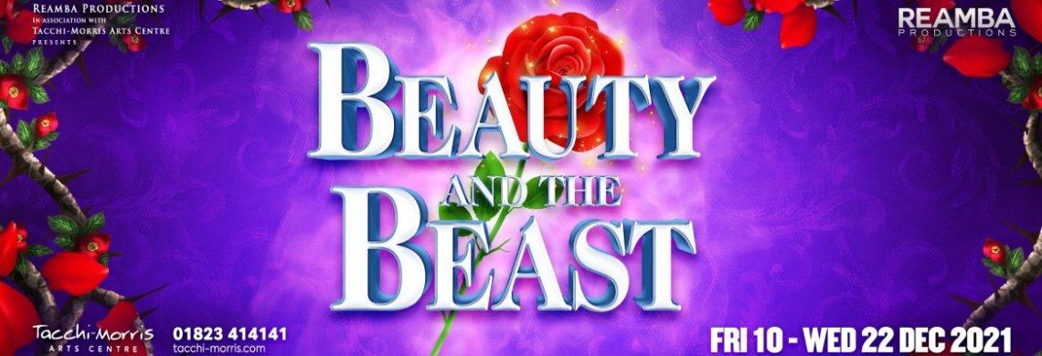 Beauty and The Beast Panto