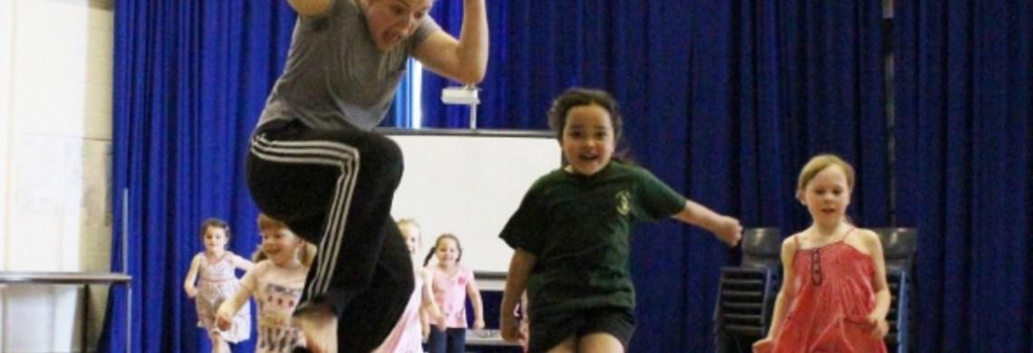 Fun Feet Tacchi-Morris Arts Centre