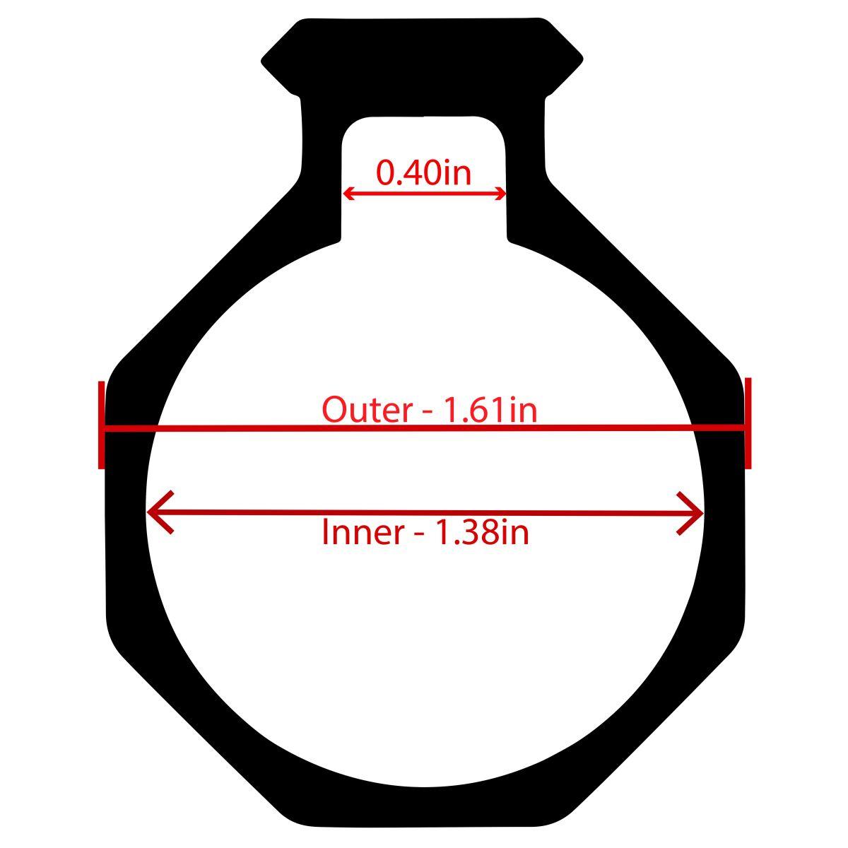 A Amp A Slim Mlok Free Float Hand Guard 15 Color Choice