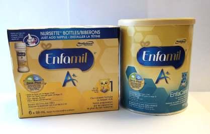 Tache Pharmacy Infant Formula