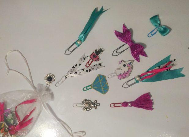 clips de papel (paper clips)