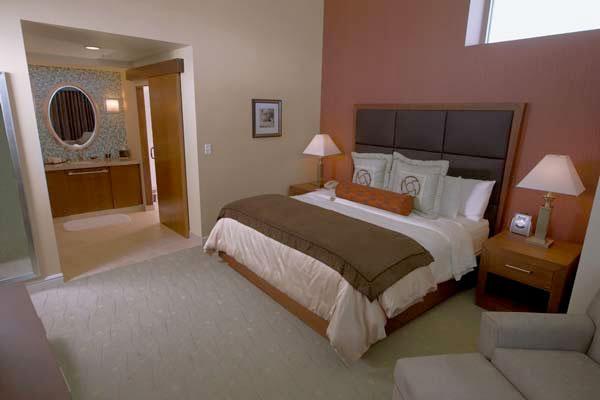 Tachi Palace Loft Suite
