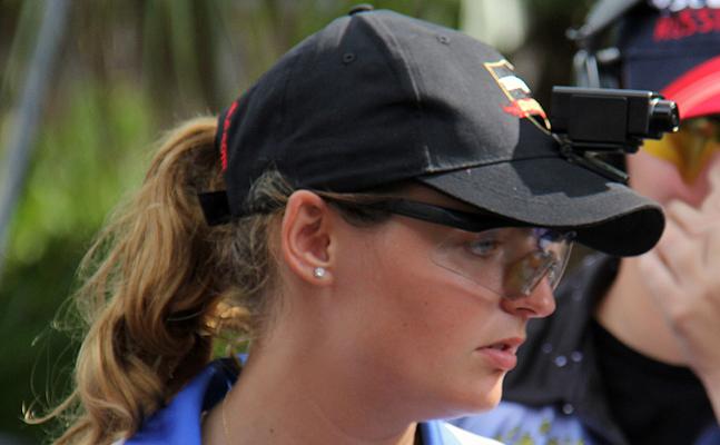 Maria Gushchina, Tachyon GunCam, World Shoot