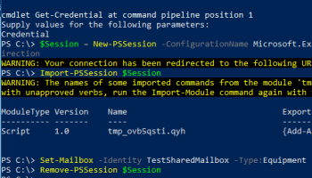 Setting the primary email address for Office 365 users with PowerShell