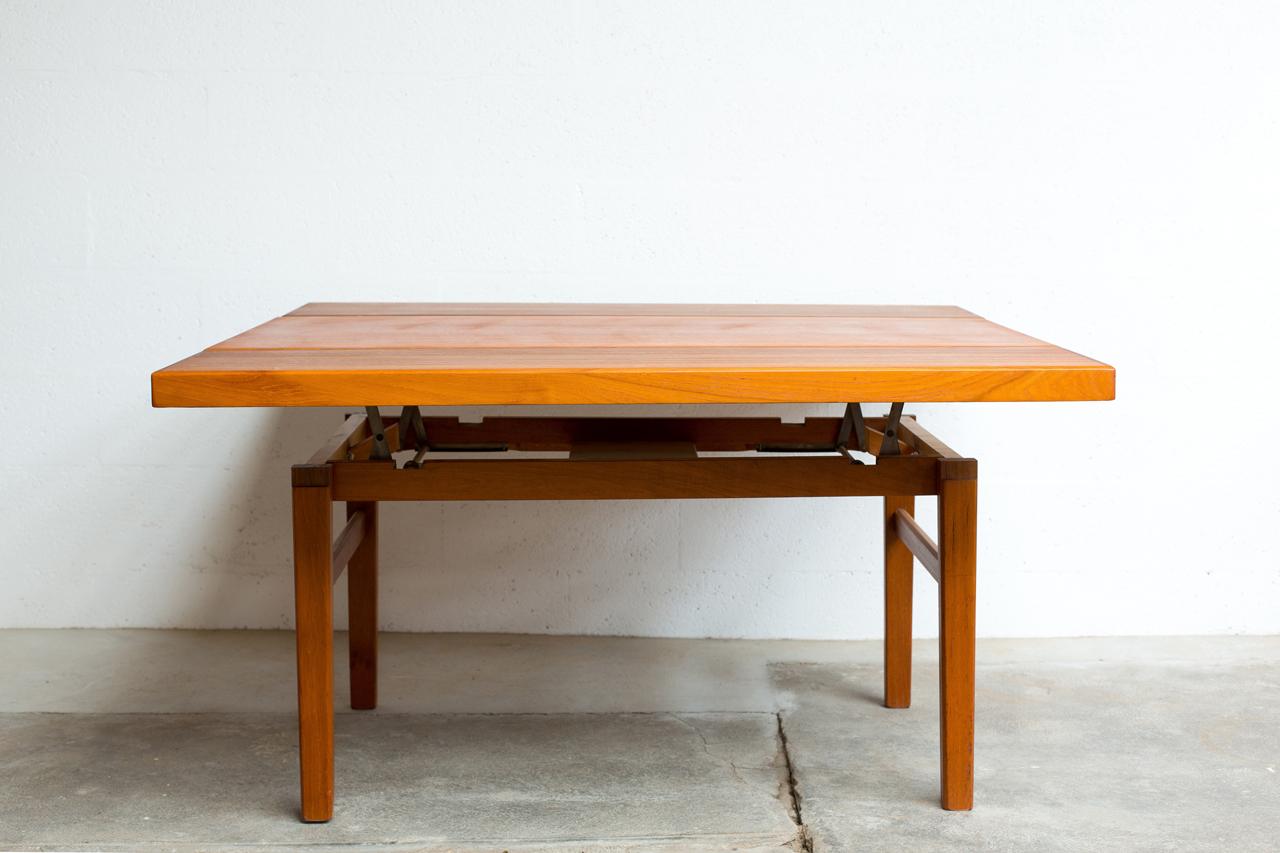 Table Basse Transformable Table Basse De Jardin