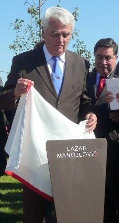 lazar manojlovic