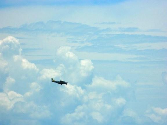 maya air flying into san pedro airport belize
