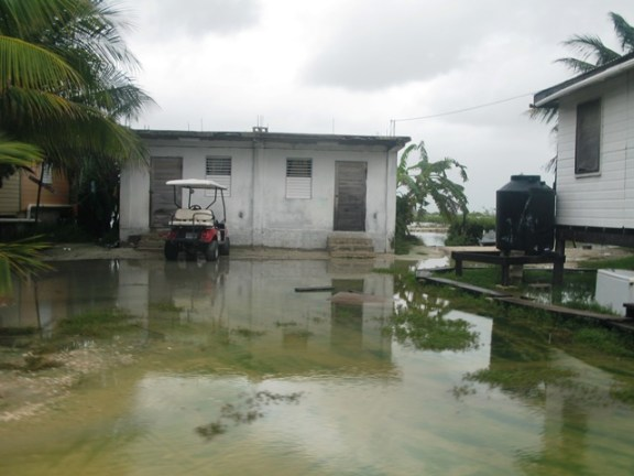 rain season in belize
