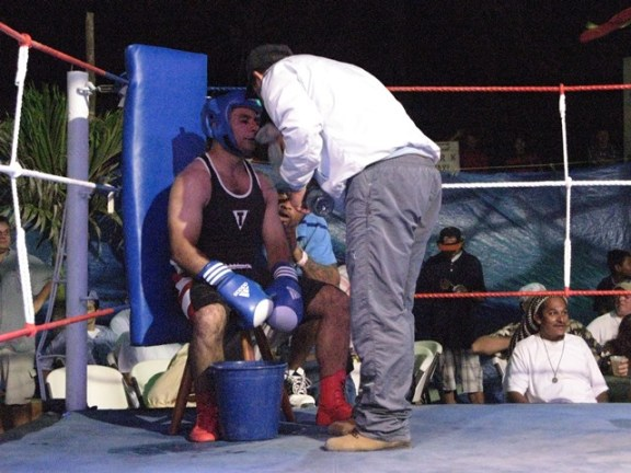 boxing in belize