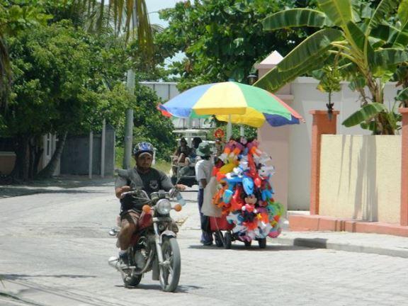 san peedro town