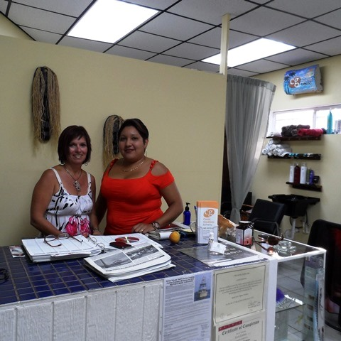 belize beauty salon