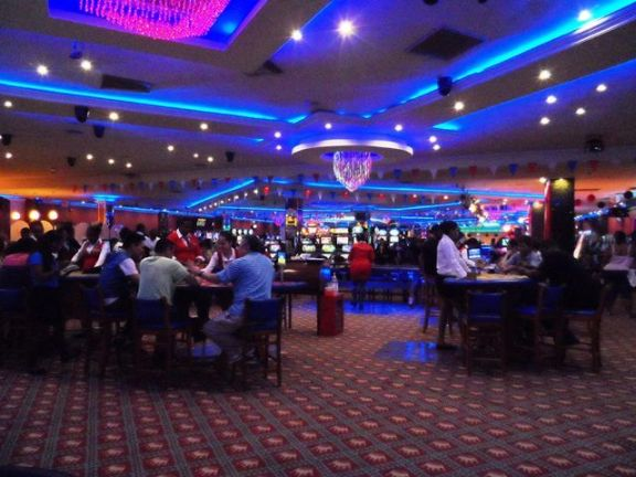princes casino in the belize city