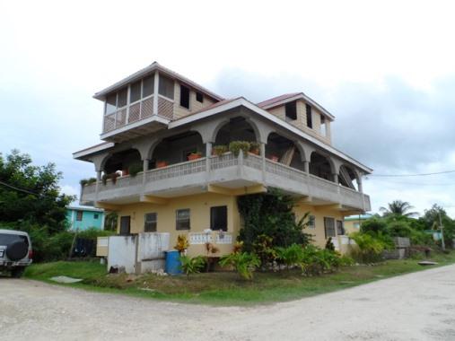 belize city house